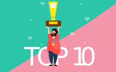Conheça a lista dos produtos TOP 10 da A Sós