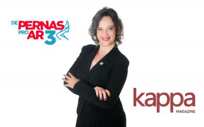 Empoderamento feminino – texto por Ana Paula Santos para Kappa Magazine