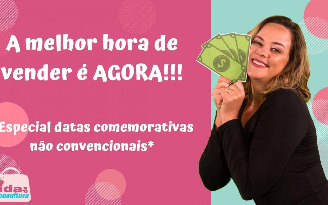CONSULTORA aprenda a vender em datas não comerciais!!